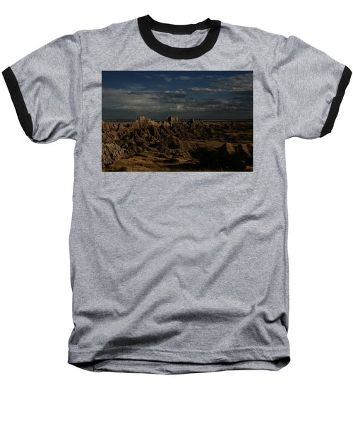 Badlands National Park Baseball T-Shirt