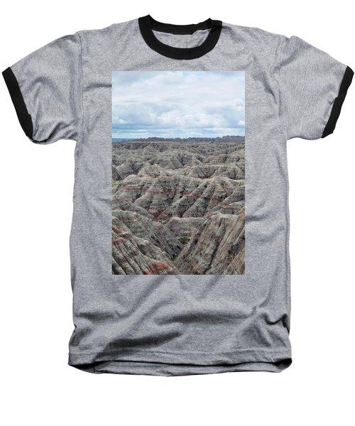 Badlands National Park Baseball T-Shirt