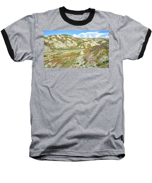 Badlands Of Wyoming Baseball T-Shirt