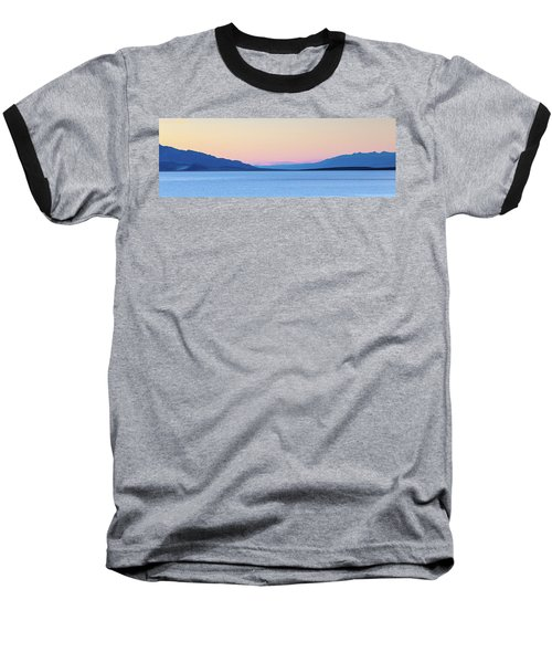 Baseball T-Shirt featuring the photograph Badwater - Death Valley by Peter Tellone