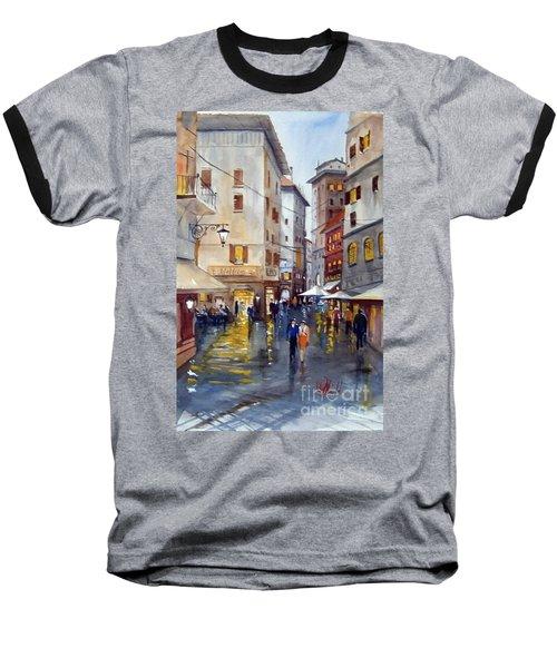 Baffettos Rome Baseball T-Shirt