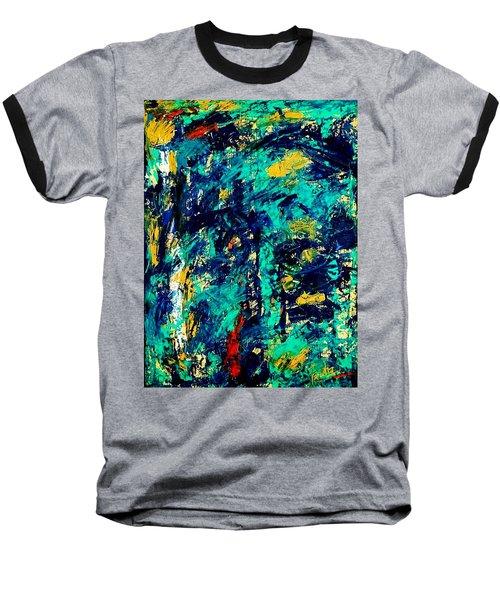 Baffled  Baseball T-Shirt