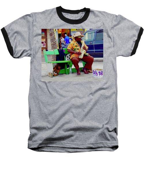 Bahama Solo Baseball T-Shirt