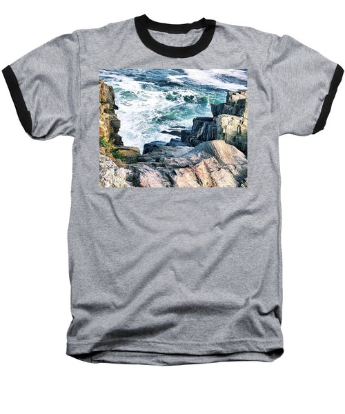 Bailey Island No. 3 Baseball T-Shirt