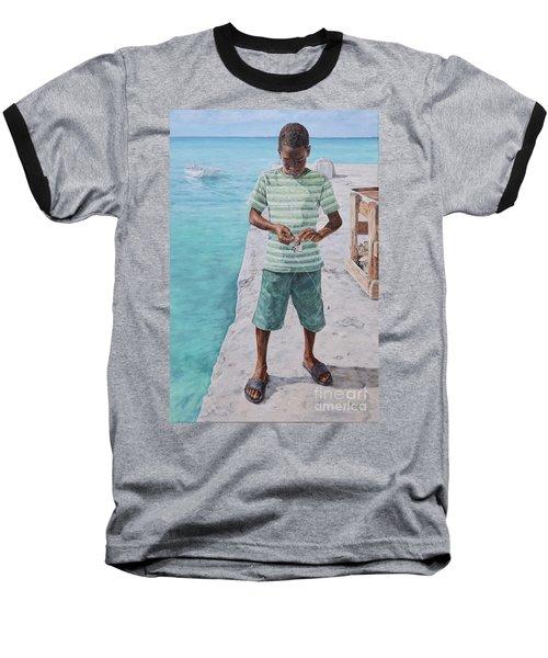 Baiting Up Baseball T-Shirt
