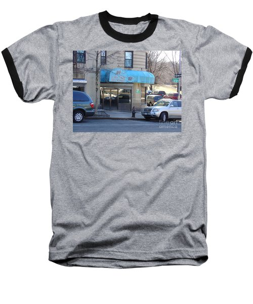 Baker Field Deli Baseball T-Shirt by Cole Thompson