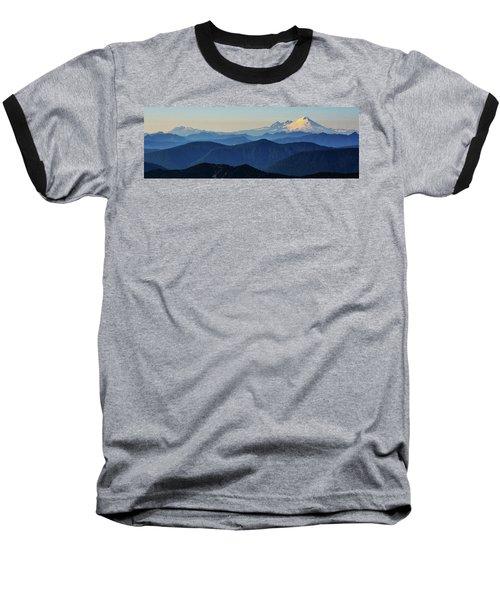 Baker From Pilchuck Baseball T-Shirt
