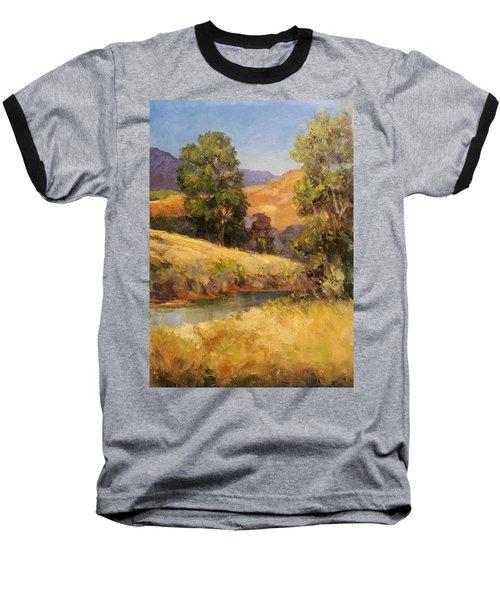 Bakesfield Creek Afternoon Baseball T-Shirt