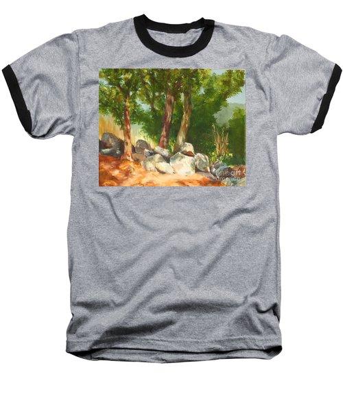 Baking In The Sun Baseball T-Shirt