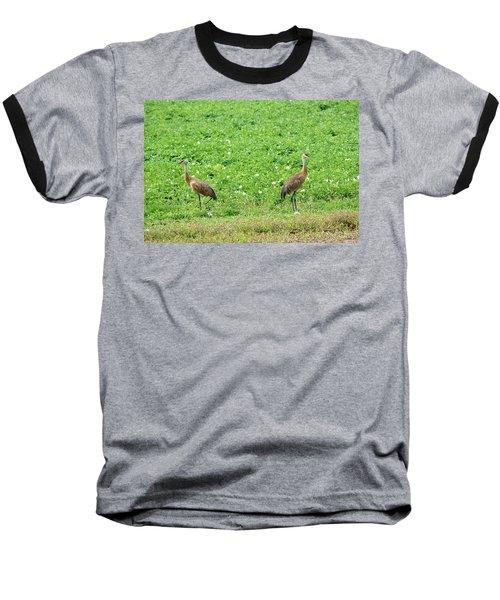 Balance And Majesty Baseball T-Shirt