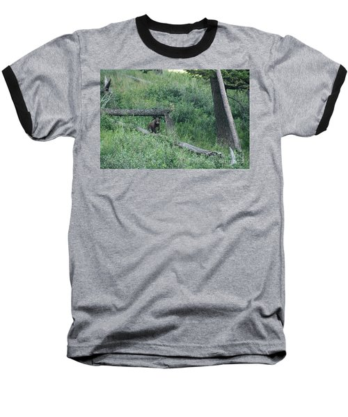 Balance Beam Baseball T-Shirt