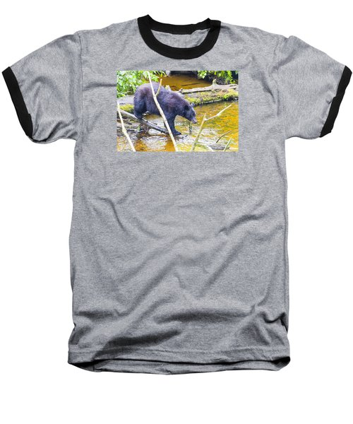 Balancing Act Baseball T-Shirt