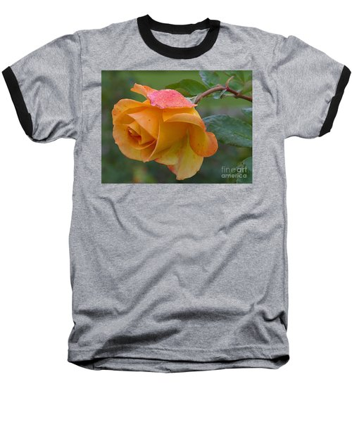 Balboa Rose Baseball T-Shirt