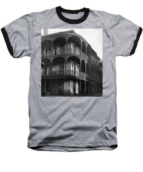 Balcony In The Sun Baseball T-Shirt