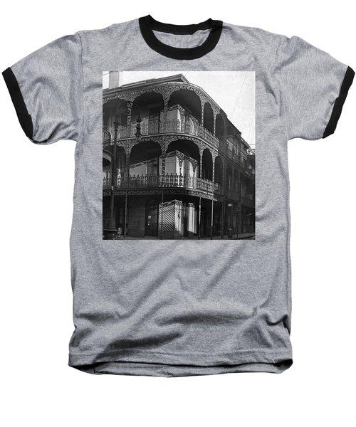 Balcony In The Sun Baseball T-Shirt