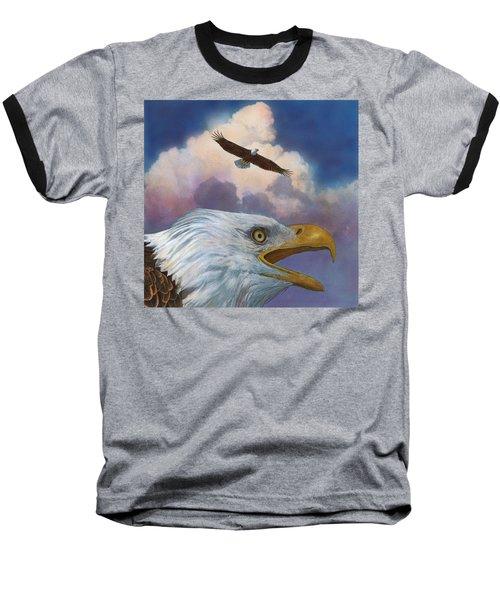Bald Eagles Baseball T-Shirt