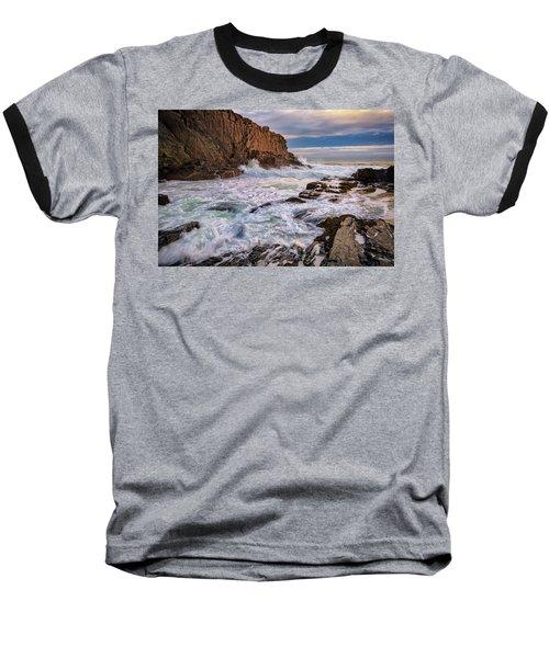 Baseball T-Shirt featuring the photograph Bald Head Cliff by Rick Berk