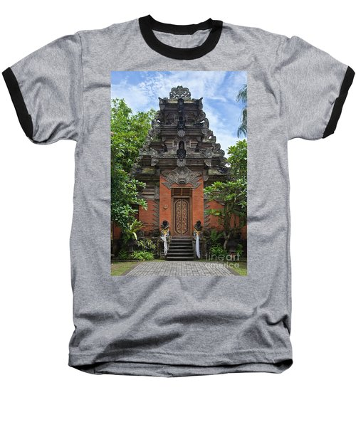 Bali_d3 Baseball T-Shirt