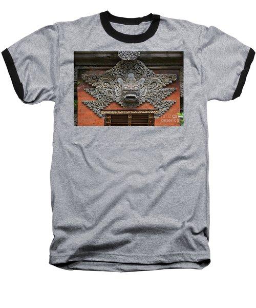 Baseball T-Shirt featuring the photograph Bali_d5 by Craig Lovell