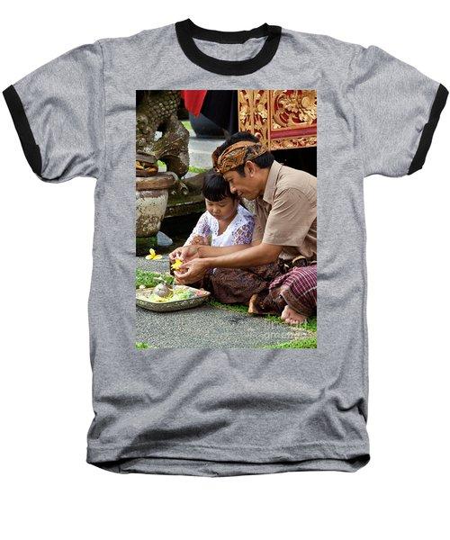 Bali_d796 Baseball T-Shirt