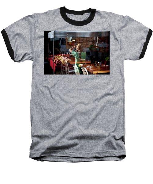 Ballard Market #2 Baseball T-Shirt