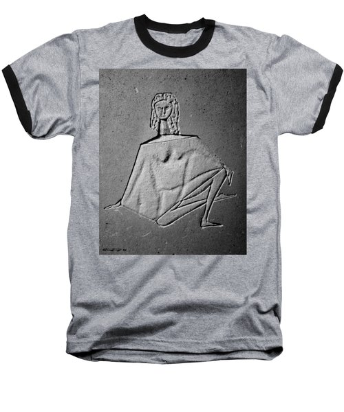 Ballerina In Repose Baseball T-Shirt