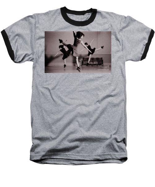 Ballet #10 Baseball T-Shirt