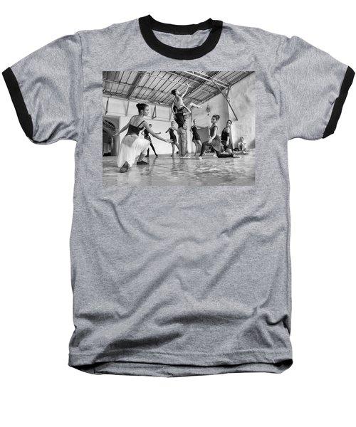 Ballet Practice - Havana Baseball T-Shirt