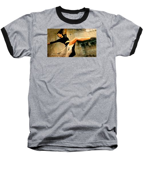 Ballet Windows Baseball T-Shirt