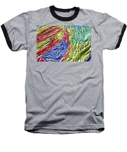 Balloon Abstract 1 Baseball T-Shirt