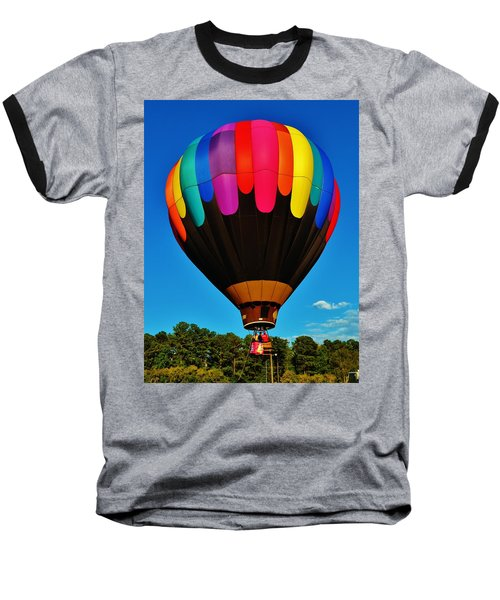 Balloon Colors Baseball T-Shirt