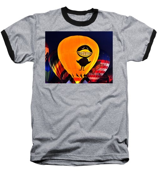 Balloon Festival Baseball T-Shirt