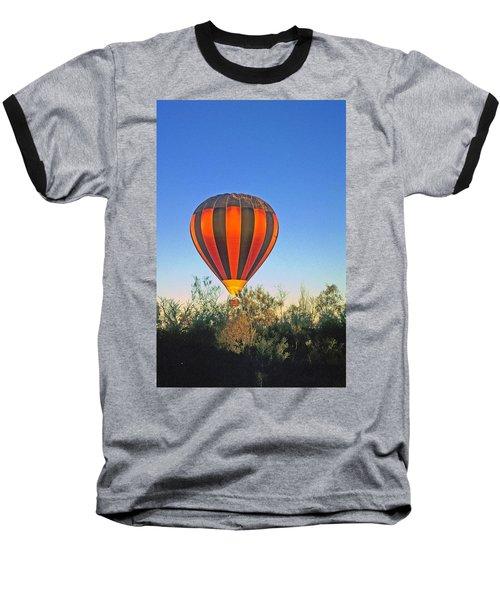 Balloon Launch Baseball T-Shirt