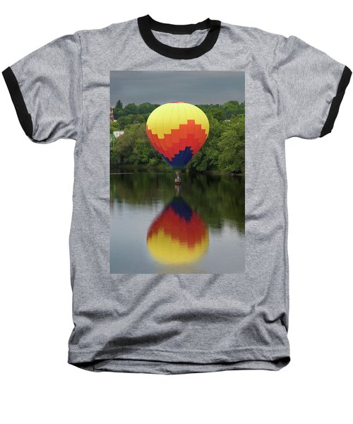 Balloon Reflections Baseball T-Shirt