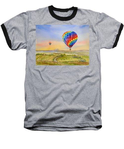 Balloons Over Mcminnville Baseball T-Shirt