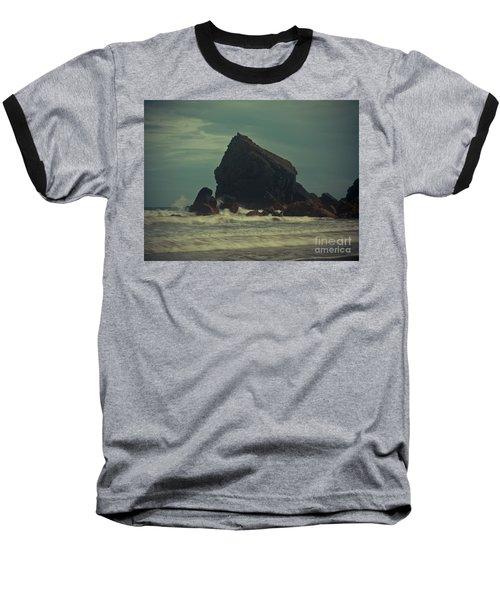 Ballydwane Cove Baseball T-Shirt