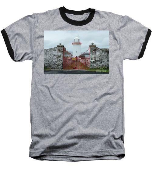 Ballyglass Lighthouse Baseball T-Shirt