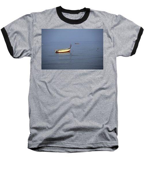 Baltic Sea Baseball T-Shirt