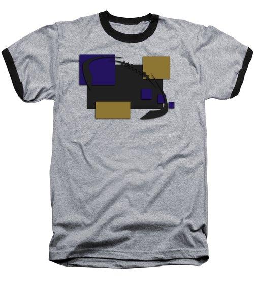 Baltimore Ravens Abstract Shirt Baseball T-Shirt