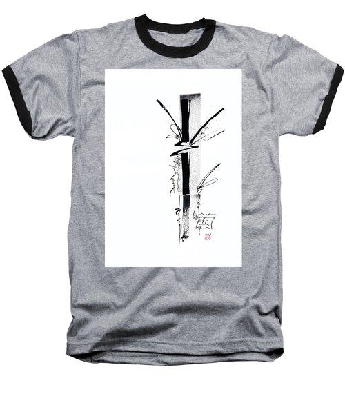 Bamboo 6 Baseball T-Shirt