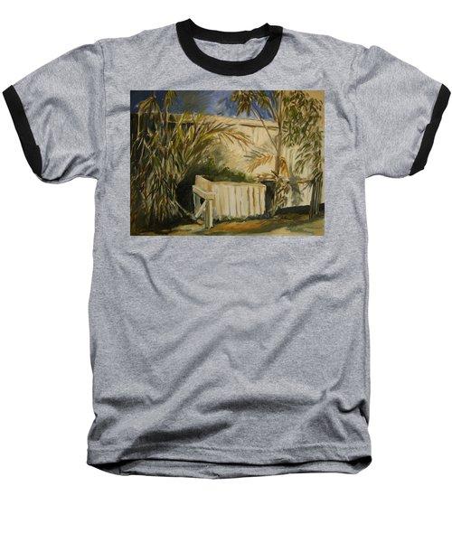 Bamboo And Herb Garden Baseball T-Shirt