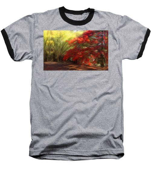 Bamboo And The Flamboyant Baseball T-Shirt