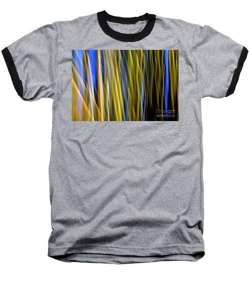 Bamboo Flames Baseball T-Shirt