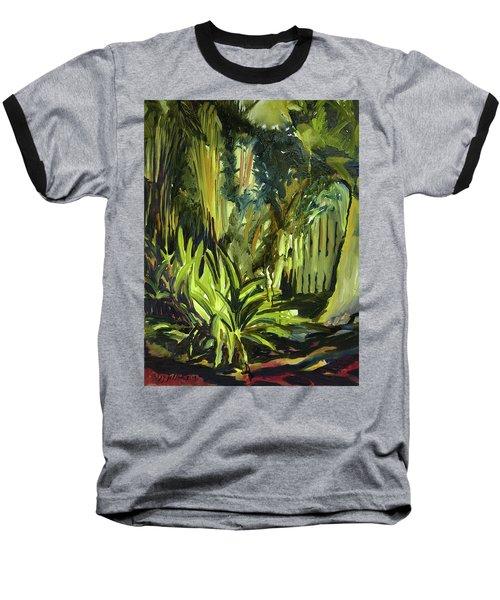 Bamboo Garden I Baseball T-Shirt