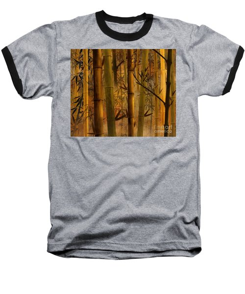 Bamboo Heaven Baseball T-Shirt