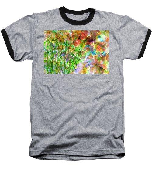 Bamboo Paradise Baseball T-Shirt