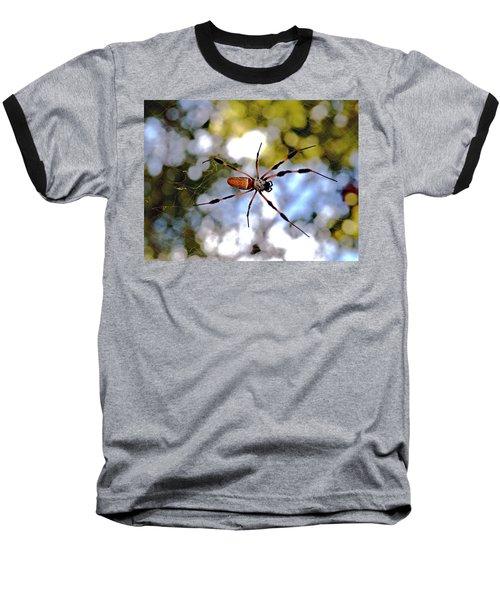 Banana Spider   1 Baseball T-Shirt