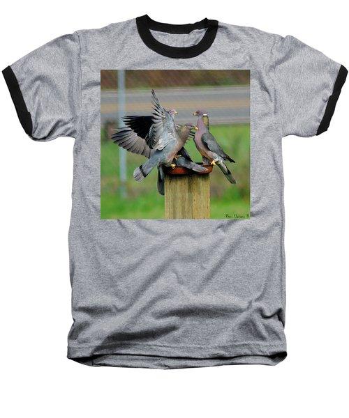 Band-tailed Pigeons #1 Baseball T-Shirt