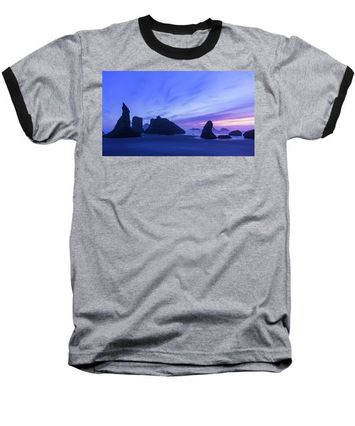 Bandon Blue Hour Baseball T-Shirt