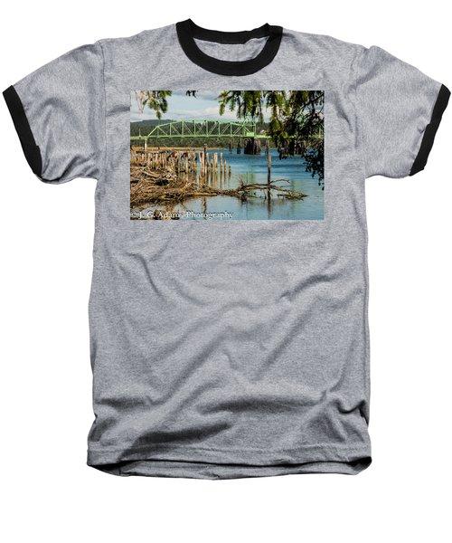 Bandon Drawbridge Baseball T-Shirt